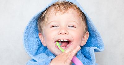 kid's first dental visit
